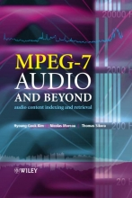 Kim, Hyoung-Gook MPEG-7 Audio and Beyond