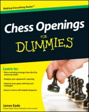 Eade, James Chess Openings For Dummies