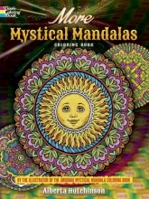 Hutchinson, Alberta More Mystical Mandalas Coloring Book