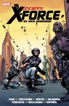 Remender, Rick Uncanny X-Force 2