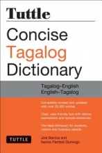 Joi Barrios,   Agnes Magtoto Tuttle Concise Tagalog Dictionary