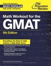 Schieffer, Jack Math Workout for the Gmat