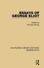 Essays of George Eliot