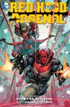 Lobdell, Scott Red Hood Arsenal 1