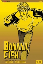 Yoshida, Akimi Banana Fish, Vol. 14