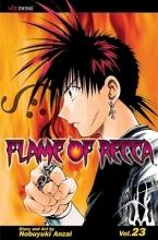Anzai, Nobuyuki Flame of Recca, Volume 23