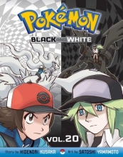 Kusaka, Hidenori Pokemon Black and White 20