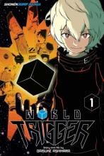 Ashihara, Daisuke World Trigger 1