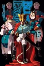 Kato, Kazue Blue Exorcist 13