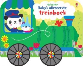 , Baby`s allereerste treinboek