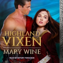 Wine, Mary Highland Vixen