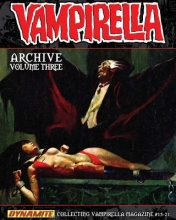 Gonzalez, Jose Vampirella Archives 3