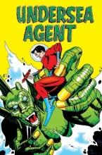 SKEATES, STEVE,   Fox, Gardner F. Gil Kane`s Undersea Agent