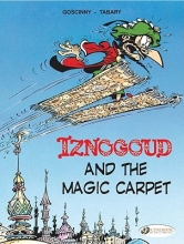 Goscinny, Rene Iznogoud and the Magic Carpet