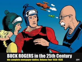 Dille, John F. Buck Rogers in the 25th Century, Volume Four