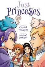 Velasquez, Crystal Just Princesses