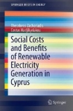 Zachariadis, Theodoros Social Costs and Benefits of Renewable Electricity Generation in Cyprus