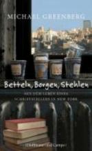Greenberg, Michael Betteln, Borgen, Stehlen