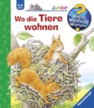 Möller, Anne Wo die Tiere wohnen