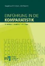 Corbineau-Hoffmann, Angelika Einführung in die Komparatistik
