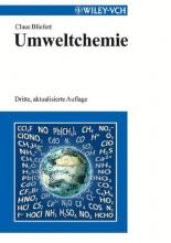 Bliefert, Claus Umweltchemie