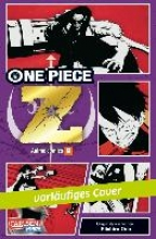 Comics, Jump One Piece Z, Band 2