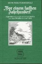 Mansholt, Derk R Vor einem halben Jahrhundert
