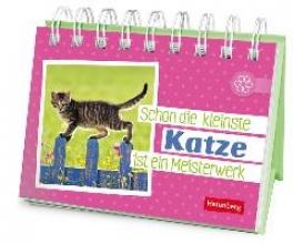 Schon die kleinste Katze ist ein Meisterwerk Geschenkbuch