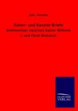 Penzler, Johs. Kaiser- und Kanzler-Briefe