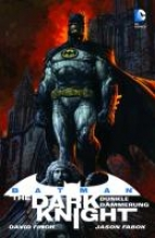 Finch, David Batman - The Dark Knight: Dunkle Dmmerung