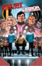 Roberson, Chris Star Trek vs. Legion of Super-Heroes