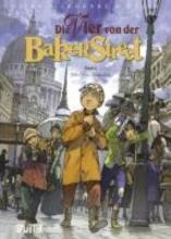 Djian, Jean-Blaise Die Vier von der Baker Street 02 - Die Akte Raboukin