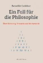 Ledebur, Benedikt Ein Fall fr die Philosophie