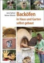 Spitzer, Jana Backöfen im Garten und Haus selbst gebaut