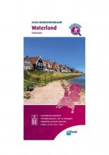 ANWB , Wandelregiokaart Waterland 1:33.333