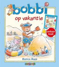 Monica Maas , Bobbi omkeerboek zomer