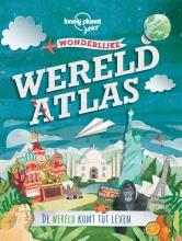 Deboray  Murrell, Philip  Steele Lonely Planet Wonderlijke Wereldatlas