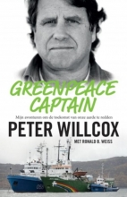 Peter  Willcox, Ronald  Weiss Greenpeace captain