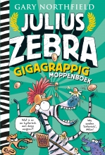 Gary  Northfield Julius Zebra - Gigagrappig moppenboek