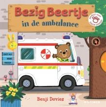 Benji  Davies Bezig Beertje in de ambulance