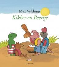 Velthuijs, Max Kikker en Beertje