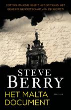 Steve Berry , Het Maltadocument
