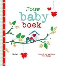 Gerrit ten Berge Jouw babyboek