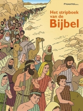 Toni  Matas Het stripboek van de Bijbel