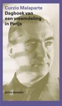 Curzio  Malaparte Dagboek van een vreemdeling in Parijs