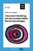 W.  Luijpen Nieuwe inleiding tot de existentiële fenomenologie