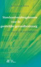 Marie-Louise van Vossen , Standaardverpleegplannen voor de geestelijke gezondheidszorg