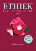 Jacquelien Rothfusz , Ethiek in de psychologie, 3e editie met MyLab NL toegangscode