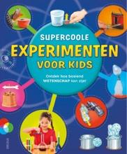 Uwe  Kauss Supercoole experimenten voor kids