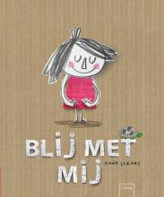Anna  Llenas Blij met mij